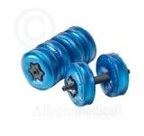 AquaBells Travel Weights - Click Here