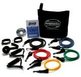 Bodylastics Max Tension Exercise Bands Super System with Circuit Training Video - Click Here