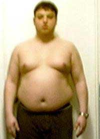 Before - 250 lbs - May2004