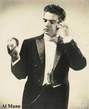 My Dad, Magician Al Mann